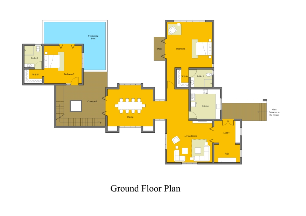 House Plans and Designs for India - HOMEPLANSINDIA