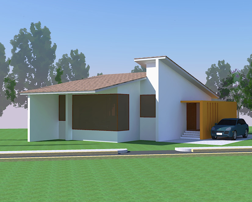 Small house plans small home plans small house for New small home designs in india